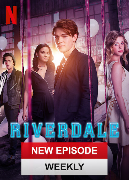 Riverdale on Netflix UK