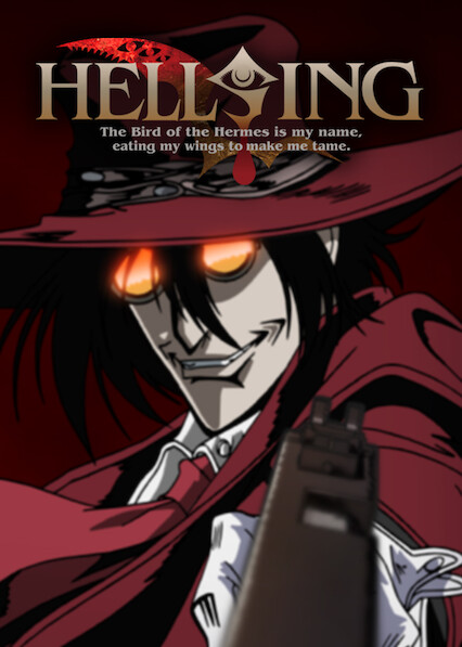 Hellsing Ultimate on Netflix UK