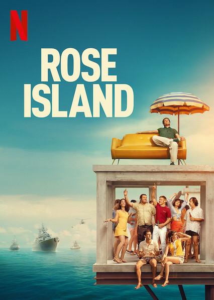 Rose Island on Netflix UK