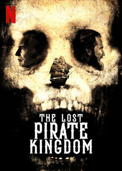 The Lost Pirate Kingdom