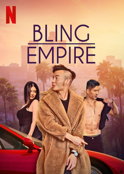 Bling Empire sur Netflix UK