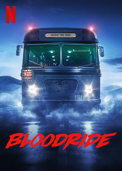 Bloodride on Netflix UK