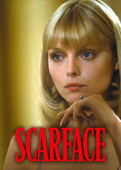 Scarface sur Netflix UK