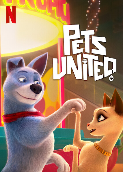 Pets United sur Netflix UK