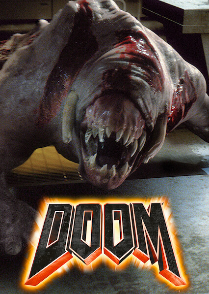 Doom on Netflix UK