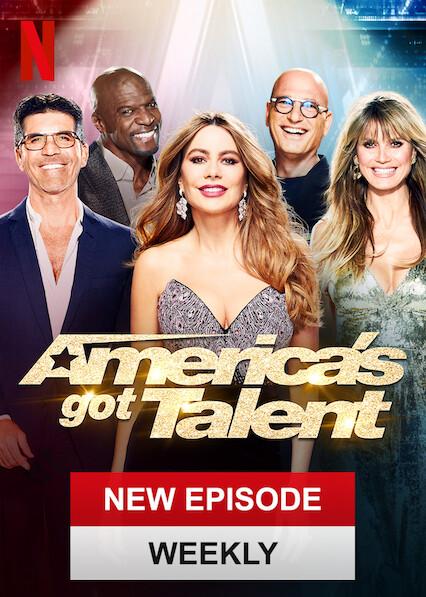America's Got Talent sur Netflix UK