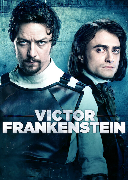 Victor Frankenstein on Netflix UK