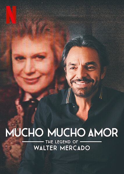 Mucho Mucho Amor: La légende de Walter Mercado sur Netflix UK