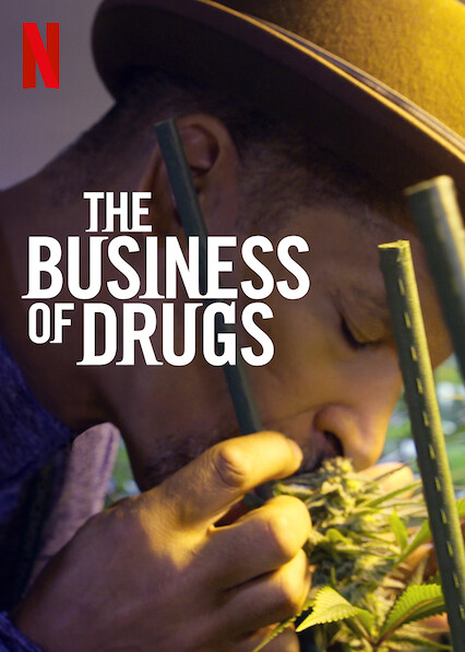 The Business of Drugs sur Netflix UK