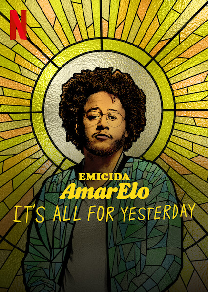 Emicida: AmarElo - It's All For Yesterday on Netflix UK