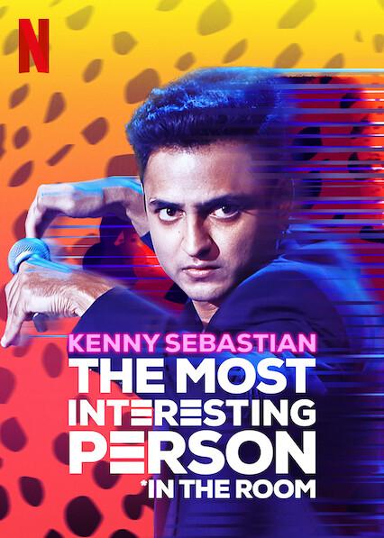 Kenny Sebastian: la personne la plus intéressante dans la salle sur Netflix UK