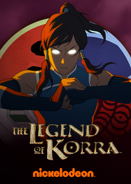 The Legend of Korra on Netflix UK