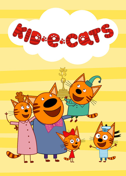 Kid-E-Cats on Netflix