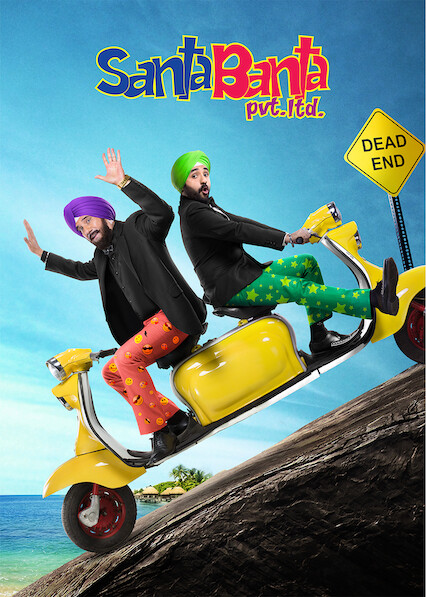 Santa Banta Pvt Ltd sur Netflix UK