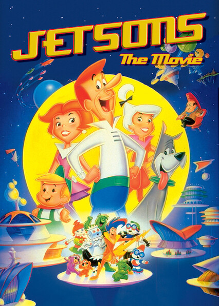 Jetsons: The Movie on Netflix UK