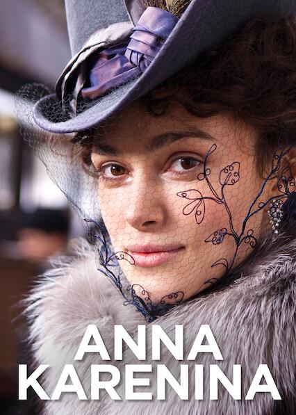 Anna Karenina sur Netflix UK