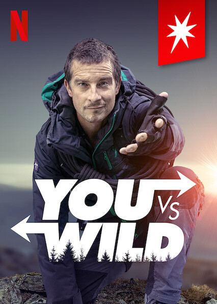 You vs. Wild on Netflix UK