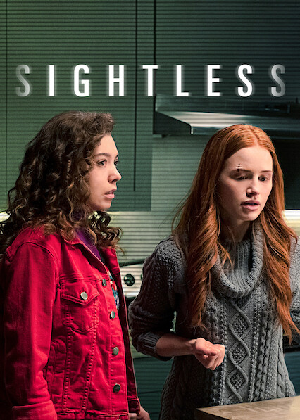 Sightless sur Netflix UK