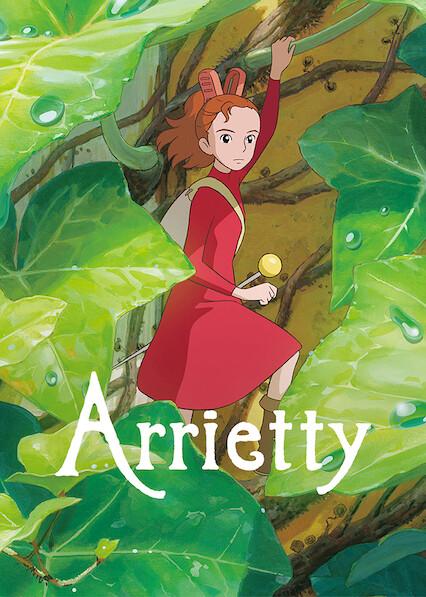 Arrietty on Netflix UK