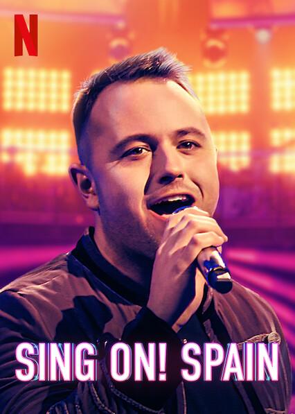 Chantez!  L'Espagne sur Netflix UK