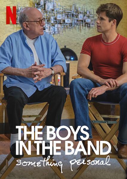The Boys in the Band: quelque chose de personnel sur Netflix UK