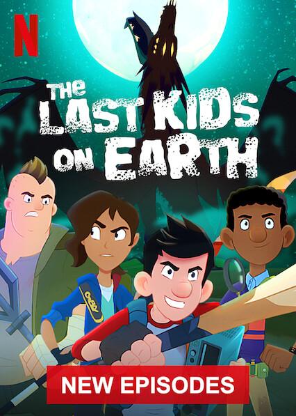 The Last Kids on Earth on Netflix UK