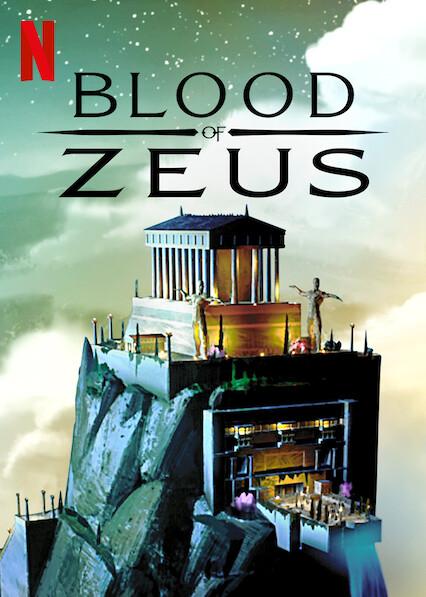 Blood of Zeus on Netflix UK