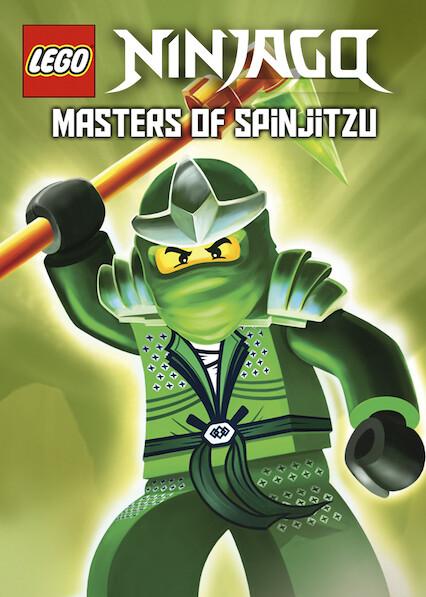 LEGO Ninjago: Masters of Spinjitzu on Netflix UK