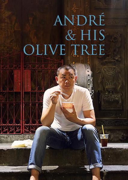 André et son olivier sur Netflix UK
