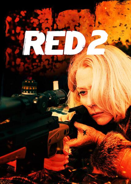 RED 2 sur Netflix UK