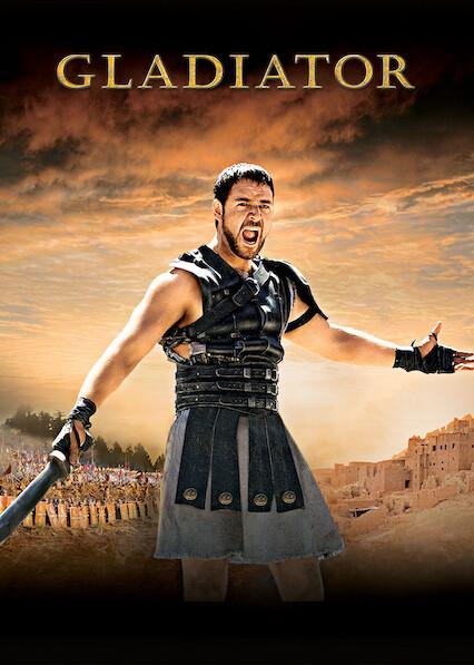 Gladiator on Netflix UK