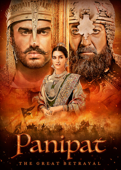 Panipat - The Great Betrayal on Netflix UK