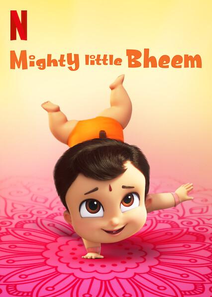Mighty Little Bheem sur Netflix UK