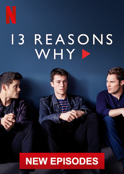 13 Reasons Why on Netflix UK