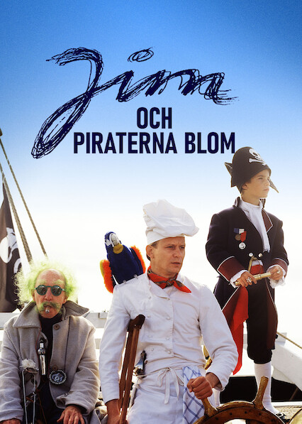 Jim And The Pirates Blom