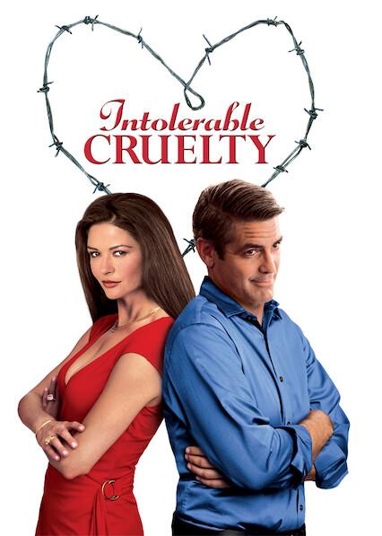 Intolerable Cruelty sur Netflix UK