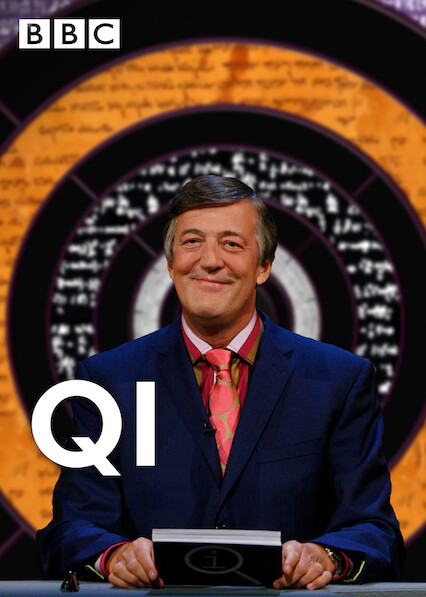 QI on Netflix UK