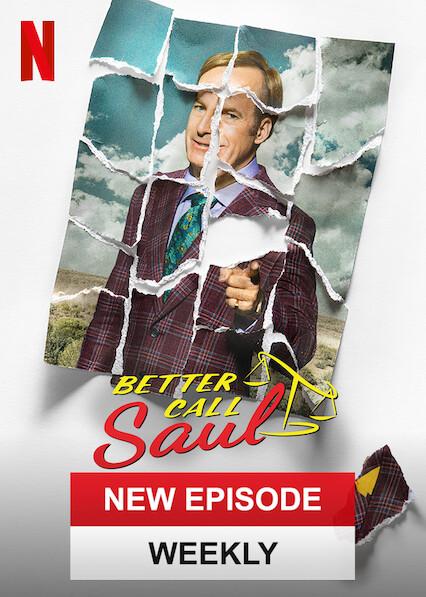 Better Call Saul on Netflix UK