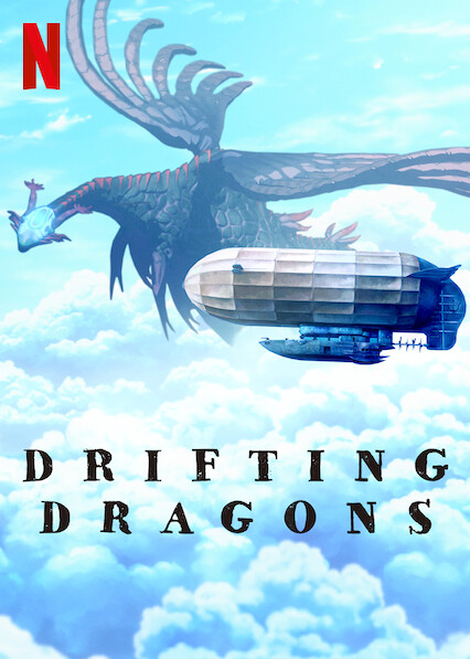 DRIFTING DRAGONS on Netflix UK