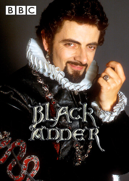 Blackadder on Netflix UK