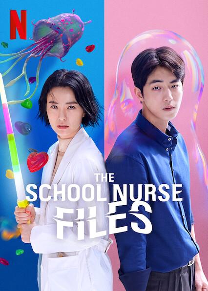 The School Nurse Files on Netflix UK