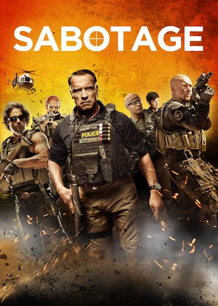 Sabotage on Netflix UK