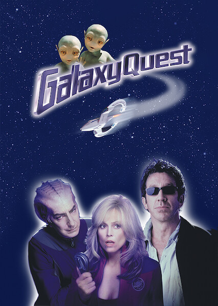 Galaxy Quest on Netflix UK