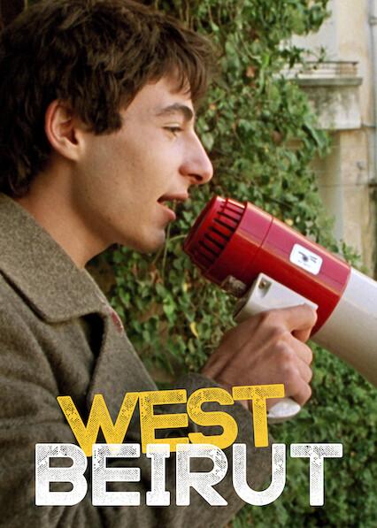 West Beirut sur Netflix UK