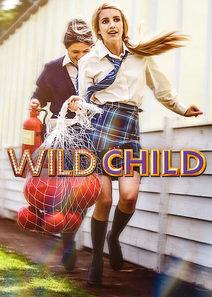 Wild Child sur Netflix UK