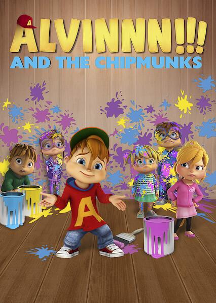 ALVINNN!!! And the Chipmunks on Netflix UK