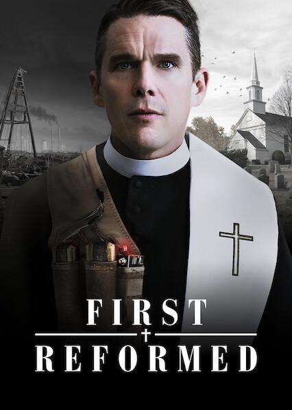 First Reformed on Netflix UK