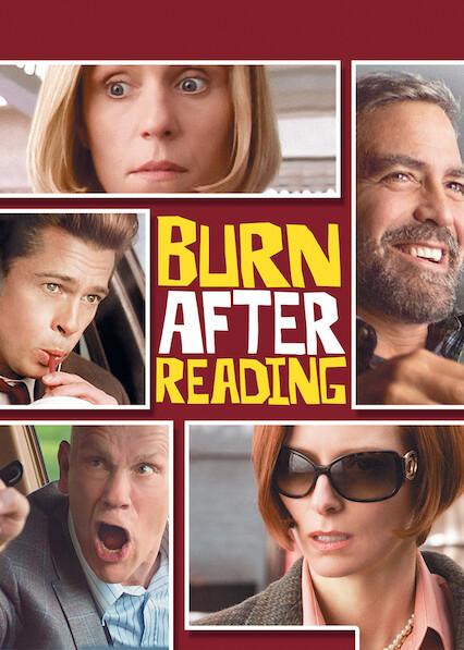 Burn After Reading on Netflix UK
