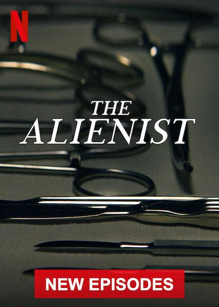 The Alienist sur Netflix UK