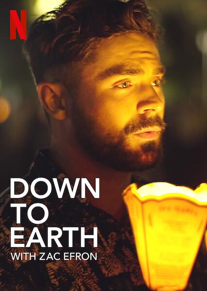 Les pieds sur terre avec Zac Efron sur Netflix UK
